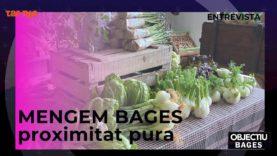 Objectiu Bages-Mengem Bages, el comercialitzador del producte de casa