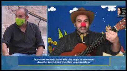 Horari d'estiu – L'humorista de Moià Quim Vila