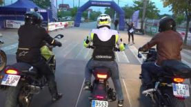 2500 motards participen a la Riders 1000