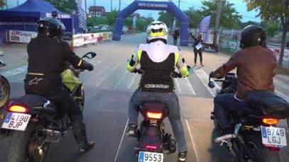 2500 motards participen a la Riders 1000