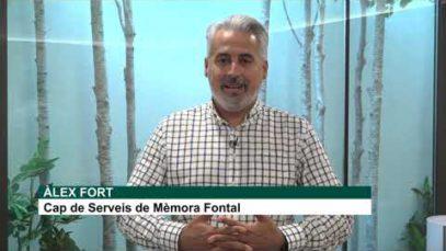 Funerària Mèmora Fontal obre les noves instal·lacions de Manresa