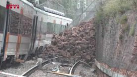 Demanen que es reobri el cas del descarrilament del tren a Vacarisses amb una víctima  mortal