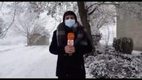 Ben trobats – Els efectes del temporal de neu 'Filomena' a l'Alta Anoia