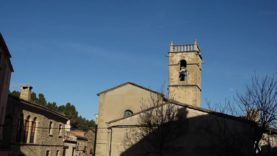 Ensurt aquest dissabte al nucli de Castellgalí