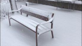 La borrasca Filomena deixa neu dissabte i diumenge al sud del Solsonès