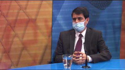 Marc Castells, alcalde d'Igualada i candidat al PDeCAT