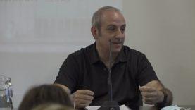L'escriptor de Callús Jordi Badia va presentar divendres el seu nou llibre, Salvem els Mots, a l'Espai Òmnium