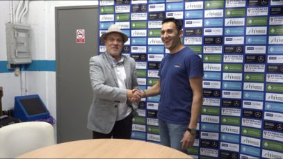 Albert Bou, nou entrenador del CP Voltregà Femení