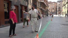 Una línia verda sostenible
